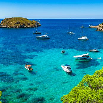 マヨルカ島の海外旅行・海外ツアー