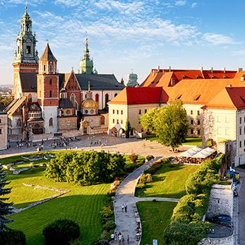 ポーランドの海外旅行・海外ツアー