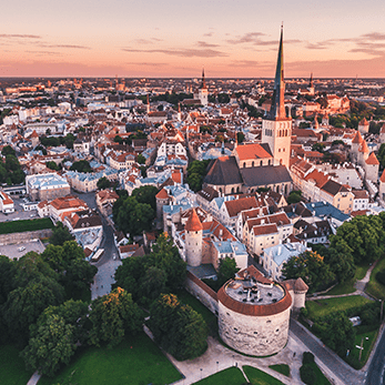 エストニアの海外旅行・海外ツアー