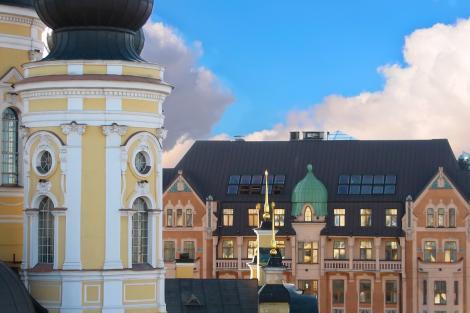 サンクトペテルブルク:ホテル ドストエフスキー 外観