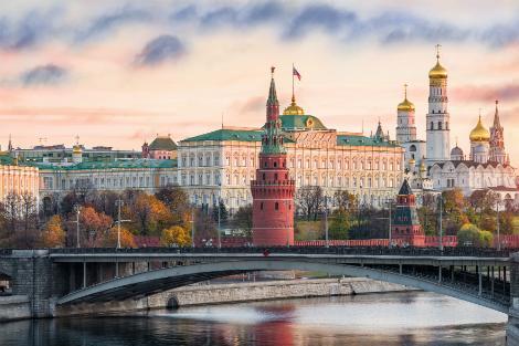 モスクワ:クレムリン