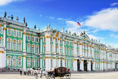 サンクトペテルブルク:カザン大聖堂