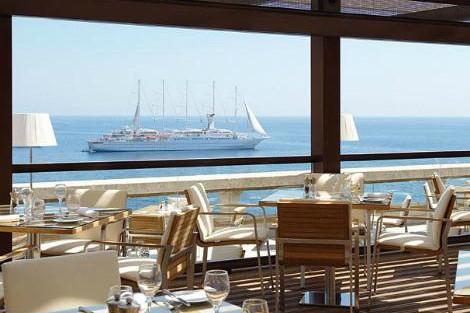 モナコ:フェアモント モンテカルロ レストラン