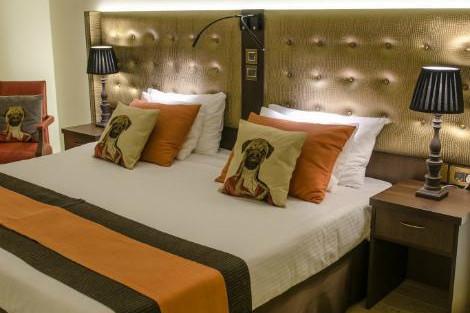 マルタ(スリーマ地区):ヴィクトリア ホテル 客室一例