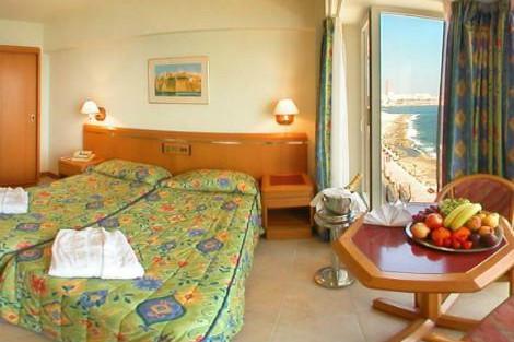 マルタ(スリーマ地区):ディプロマット ホテル 客室一例