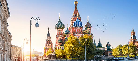ロシアのホテル情報