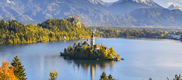 スロヴェニアのホテル情報
