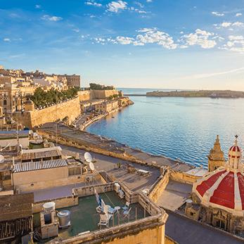 マルタの海外旅行・海外ツアー