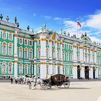 サンクトペテルブルグの海外旅行・海外ツアー