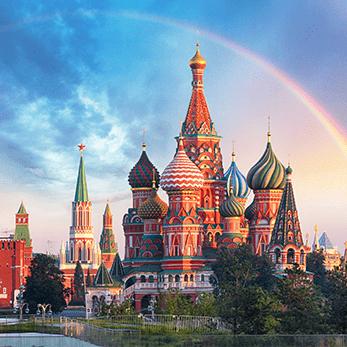 モスクワの海外旅行・海外ツアー