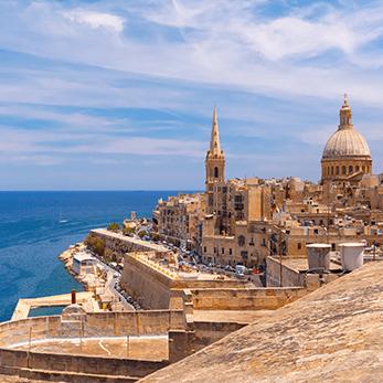 マルタ島の海外旅行・海外ツアー