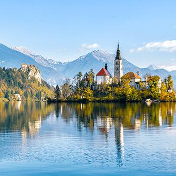 スロヴェニアの海外旅行・海外ツアー