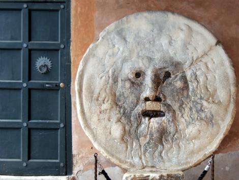 ローマ:真実の口