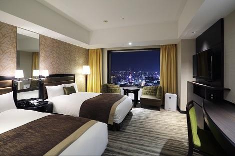 札幌: JRタワーホテル日航札幌 客室一例 画像提供/JRタワーホテル日航札幌