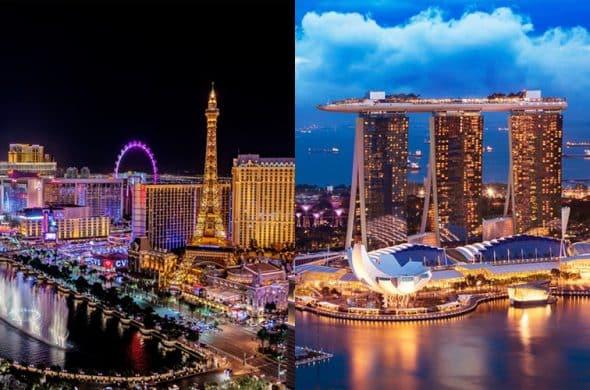 エンタメ充実!飽きることのない二大都市シンガポール&ラスベガス