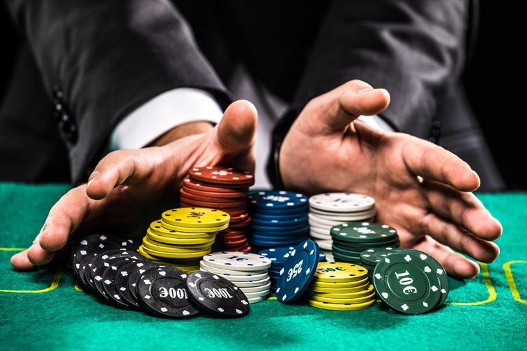 マーチンゲール法はカジノの必勝法?