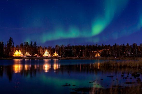 【エア・カナダで行く】カナダ&アメリカ2ヵ国の自然を巡る旅 オーロラとグランドサークル