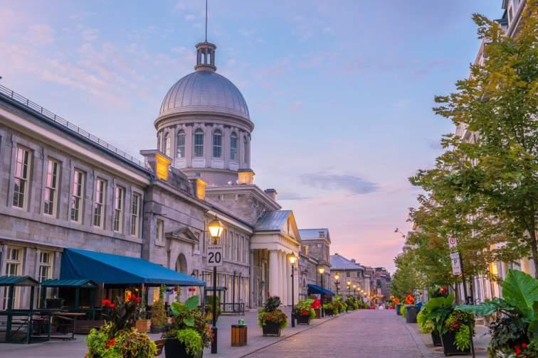 カナダでボンジュール!フランス文化が根付く「モントリオール」の観光 ...
