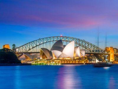 オーストラリア・シドニー (3×4)