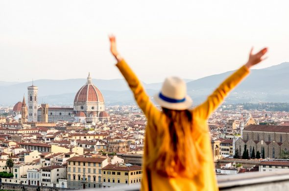 フィレンツェ1日観光モデルコース