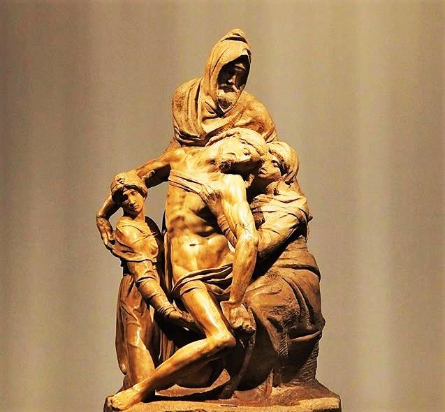 フィレンツェ ドゥオモ付属美術館
