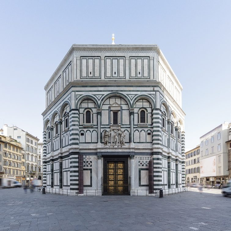 フィレンツェ サン・ジョバンニ洗礼堂