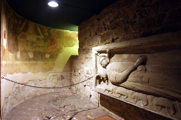 ドゥオモ フィレンツェ 地下
