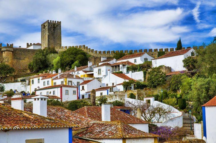 ポルトガル オビドス