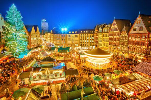 2020年は中止!フランクフルトのクリスマスマーケットは世界最古【スケジュール・行き方・情報】