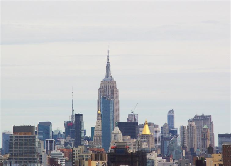 ニューヨークの名所を