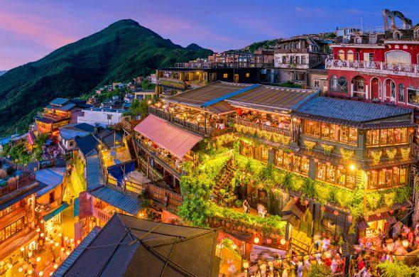 まるで映画の世界!台湾「九份」の行き方・おすすめスポットをご紹介