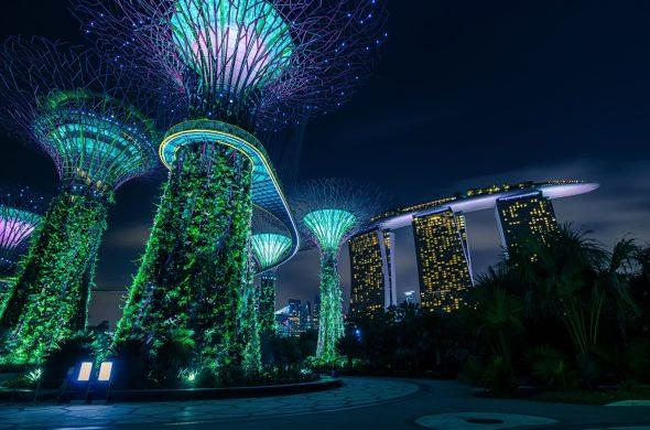 映画『クレイジー・リッチ!』&『名探偵コナン 紺青の拳』のロケ地を巡る「シンガポール おすすめスポット」