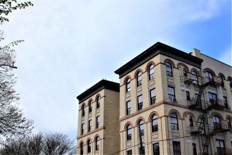 newyork street bronx apartment