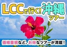 LCCで行く!沖縄本島ツアー