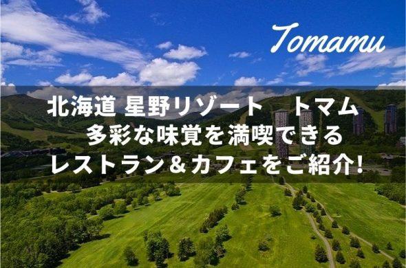 「星野リゾート トマム」レストラン&カフェご紹介!朝食や夕食におすすめグルメ!