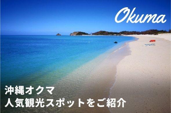 沖縄オクマの楽しみ方とは?家族で訪れたい人気観光スポットをご紹介