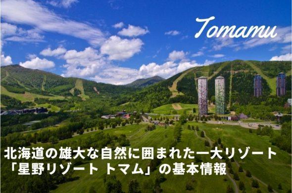 【星野リゾート トマム】北海道の一大リゾートをまるごと紹介!ツアーのご予約も受付中♪