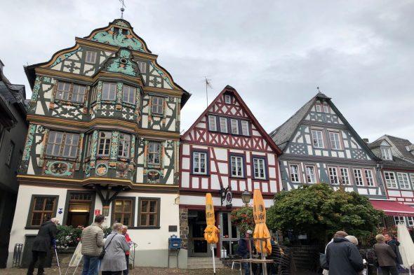 初ドイツはフランクフルトから各都市へグルメ・世界遺産・風景などすべてが最高の思い出