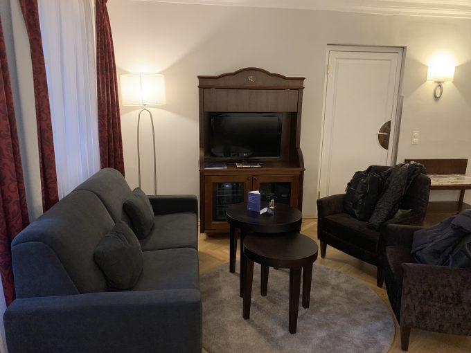 ホテル「ラディソンホテル アルトシュタット」のお部屋