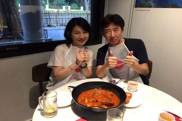 結婚25周年記念にシンガポール旅行! マリーナベイサンズ&ビジネスクラスの豪華旅!