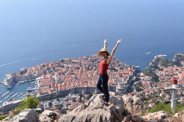 『魔女の宅急便』の景色が見たくて 女子旅クロアチア4都市周遊!