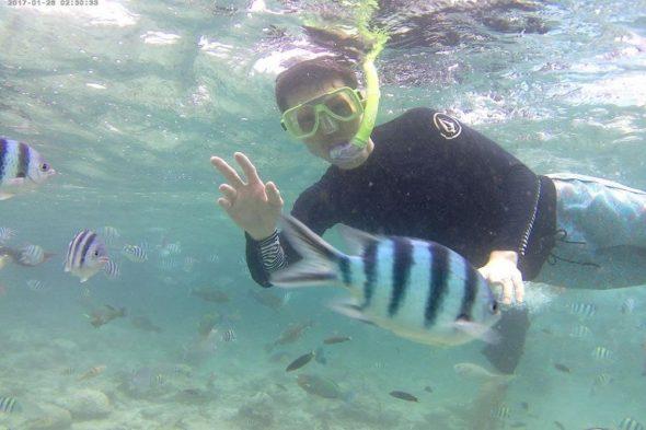 透き通る海と陽気なフィリピンの人々!初セブは楽しく、また行きたい!