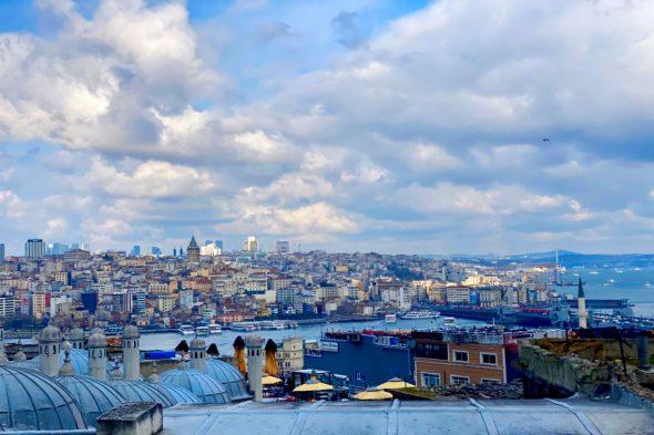 夢のトルコへ!女子旅 7日間 カッパドキア&イスタンブールを大満喫!