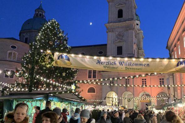 ドイツ「ミュンヘン」、オーストリア「ザルツブルク」で本場のクリスマスマーケットと音楽を満喫!充実した冬のヨーロッパの旅