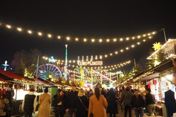 ロンドン6泊8日の女子旅!きらめくクリスマスマーケットとハリー・ポッターの世界を堪能