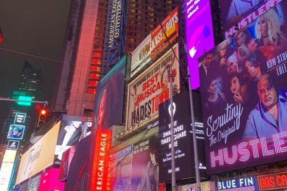 念願のフロリダのウォルト・ディズニー・ワールドへ! ニューヨークにも行き、タイムズスクエアにて年越し!