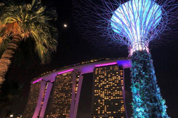 年末年始のカウントダウンは母娘でシンガポールへ!大盛り上がりのイベントを満喫