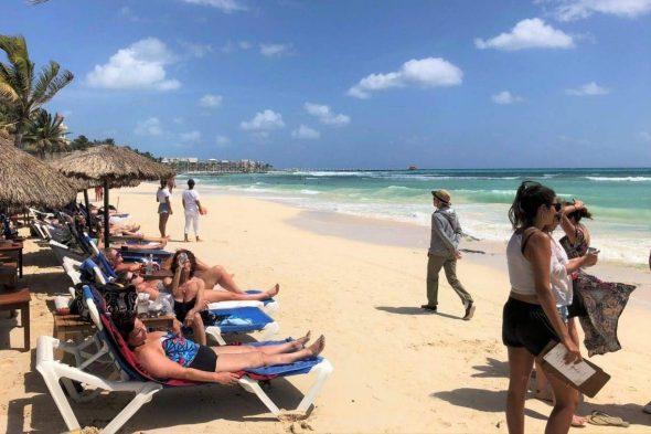 遺跡!セノーテ!カリブの海! 欲張りメキシコ2都市周遊 メキシコシティ&カンクン8日間の旅