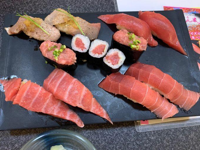 『寿司ざんまい』でマグロ三昧!