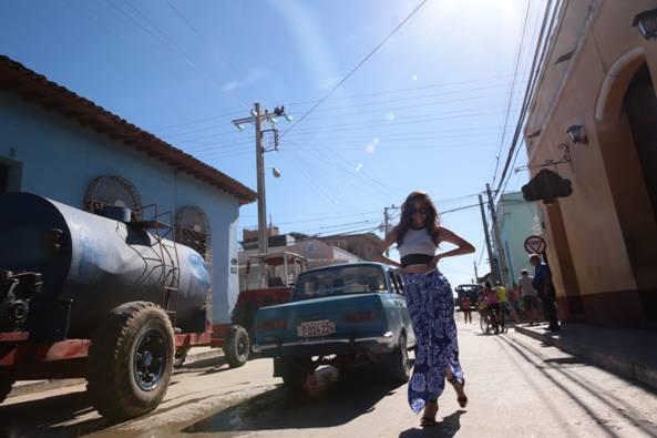 タイムスリップ出来るキューバの街。第二弾